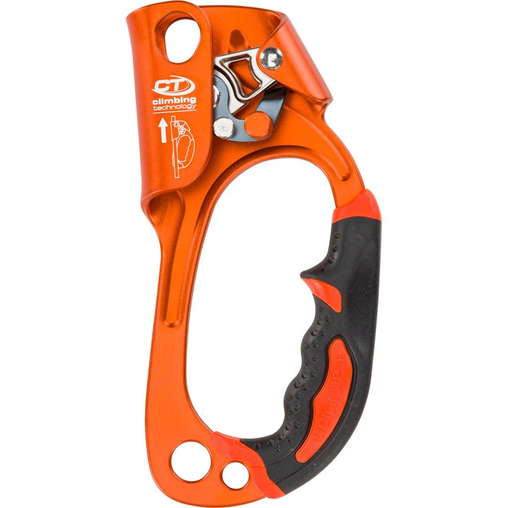 CLIMBING TECHNOLOGY Quick-up Plus jobbkezes mászógép