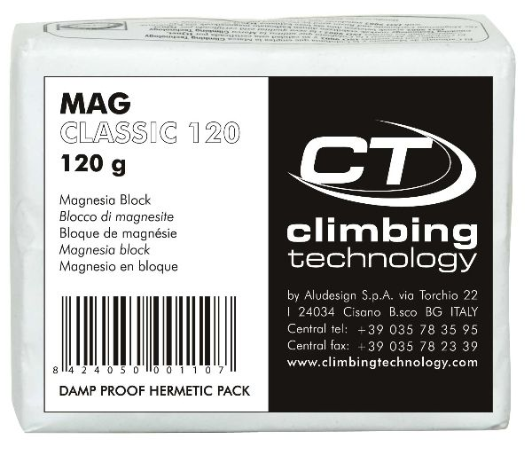 CLIMBING TECHNOLOGY magnézia kocka 120g