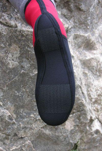 WARMBAC rövid szárú neoprén zokni
