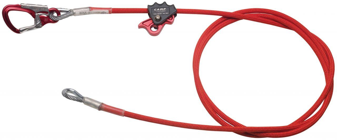 CAMP vágásbiztos kötél munkahelyzet pozicionálóval 3,5m