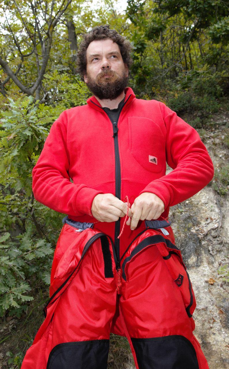 ALTO barlangász overall