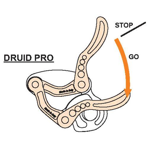 CAMP Druid Pro ereszkedő eszköz