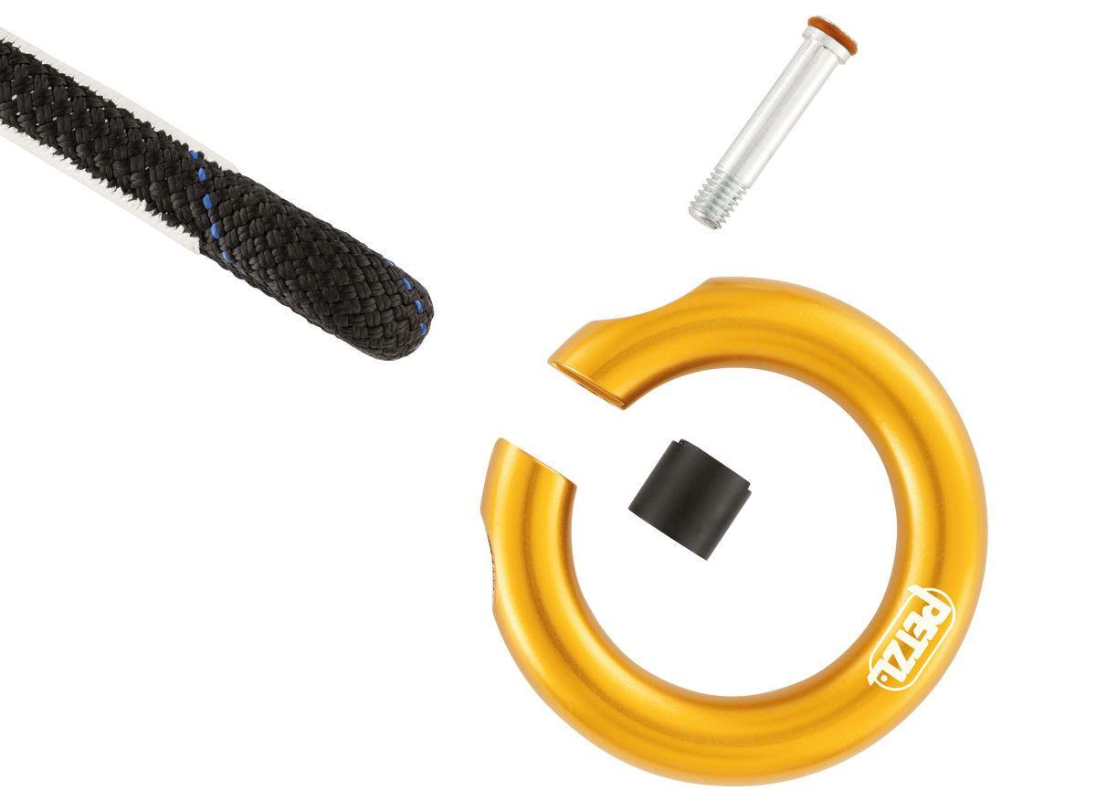 PETZL Ring open nyitható gyűrű
