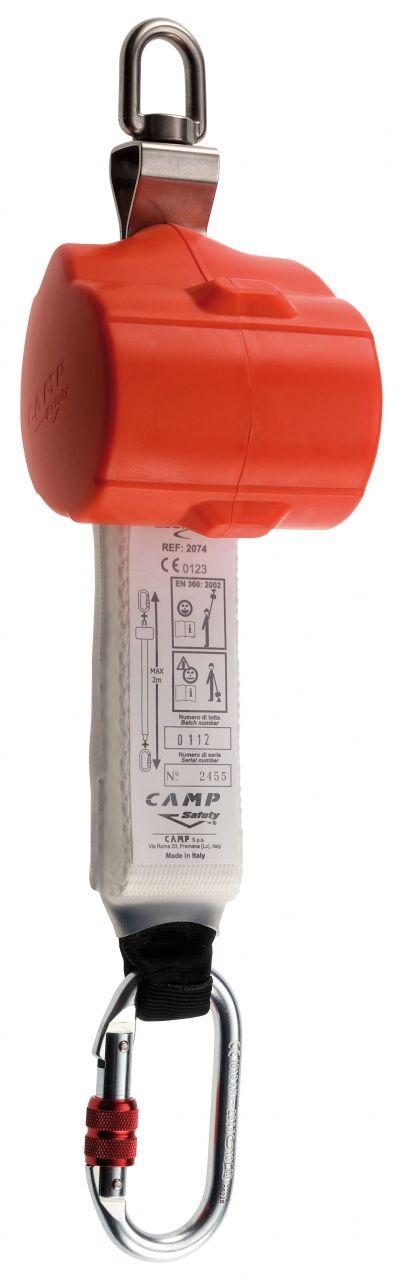 CAMP Cobra 2 öncsévélő zuhanásgátló rendszer