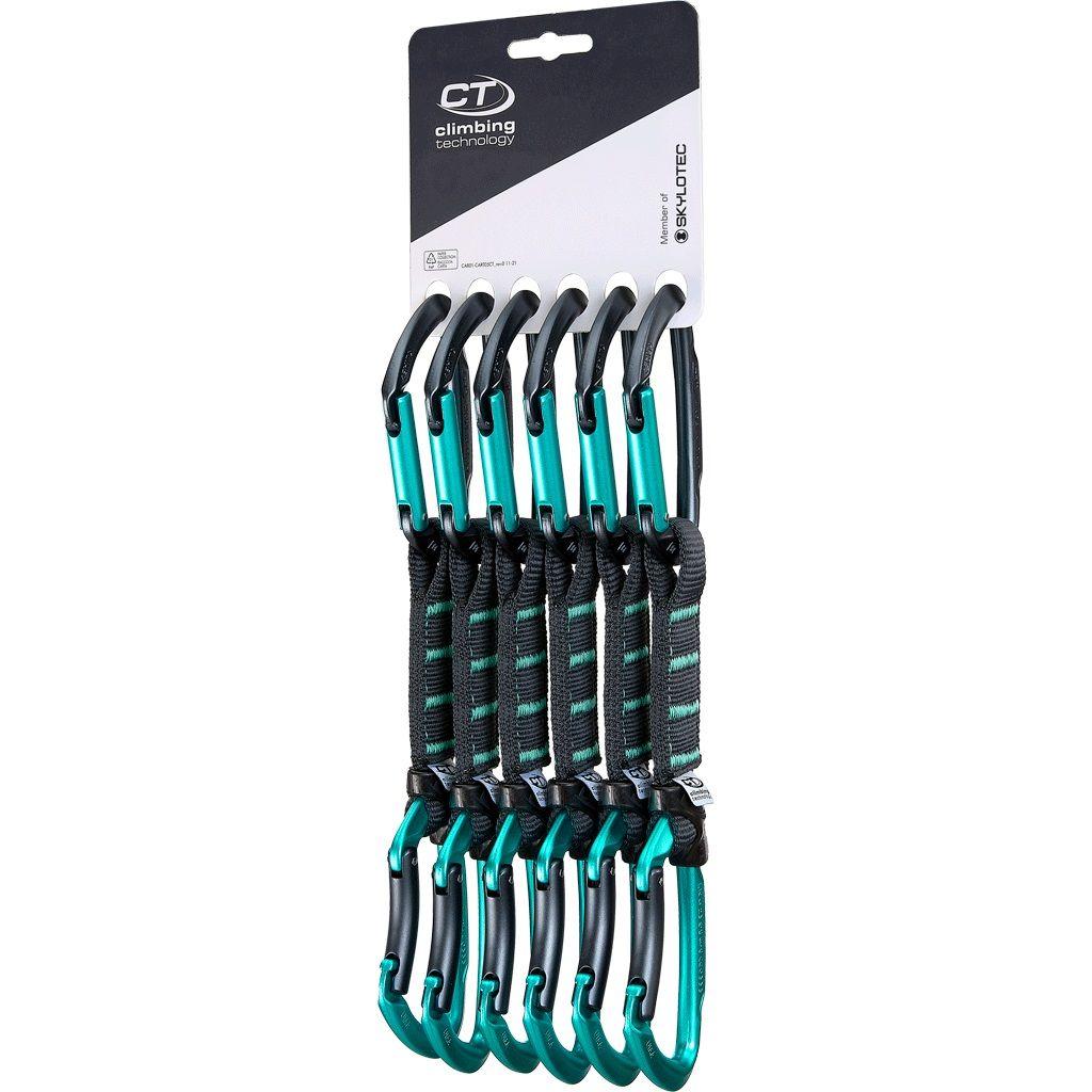 CLIMBING TECHNOLOGY Lime 12cm NY Pro sziklamászó köztes