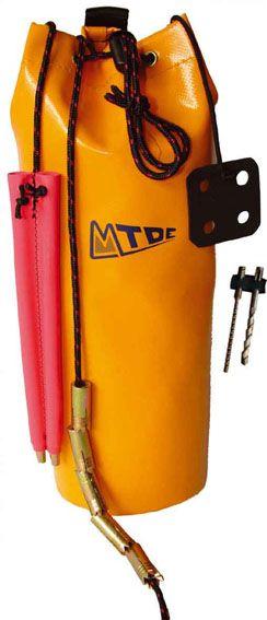 MTDE nittelős bag