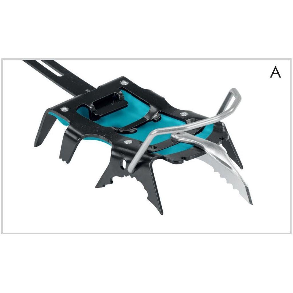 CLIMBING TECHNOLOGY Hyper-Spike technikai hágóvas