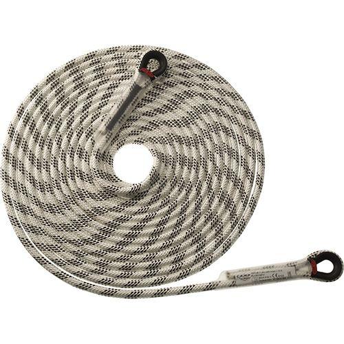 CAMP Iridium 30m 11mm átmérőjű statikus kötél varrott kötélvéggel
