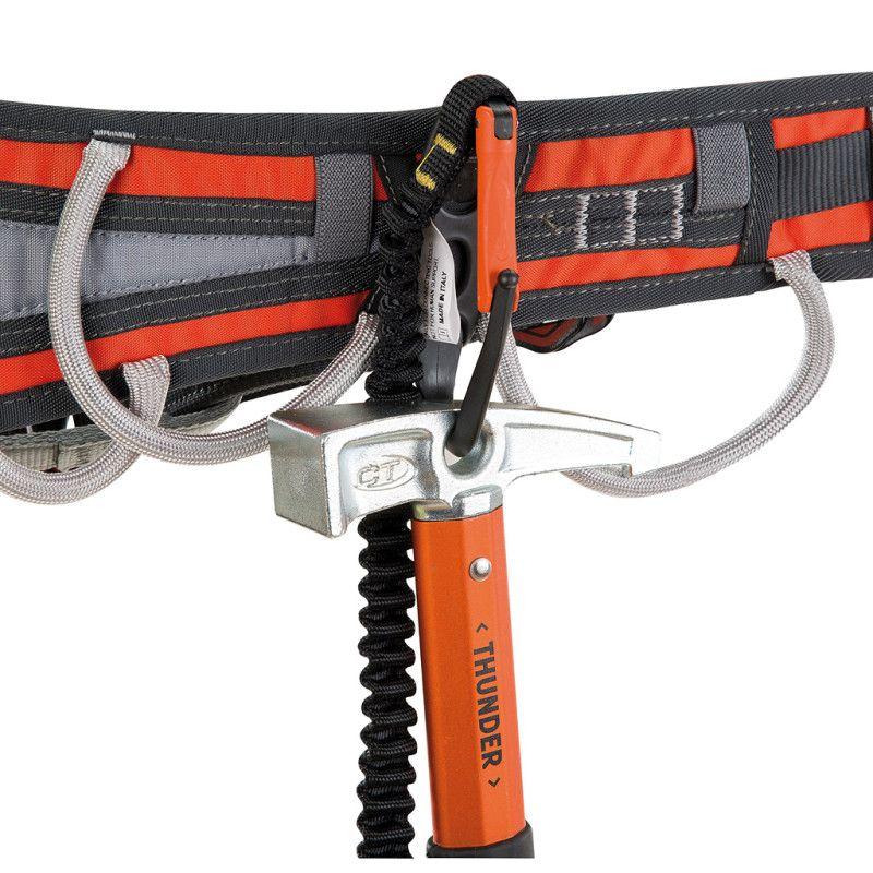CLIMBING TECHNOLOGY kalapácstartó műanyag karabiner