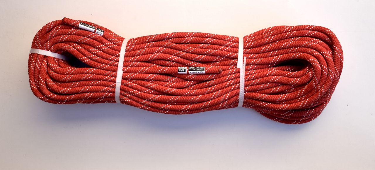 GILMONTE Static 10,5mm piros 60m