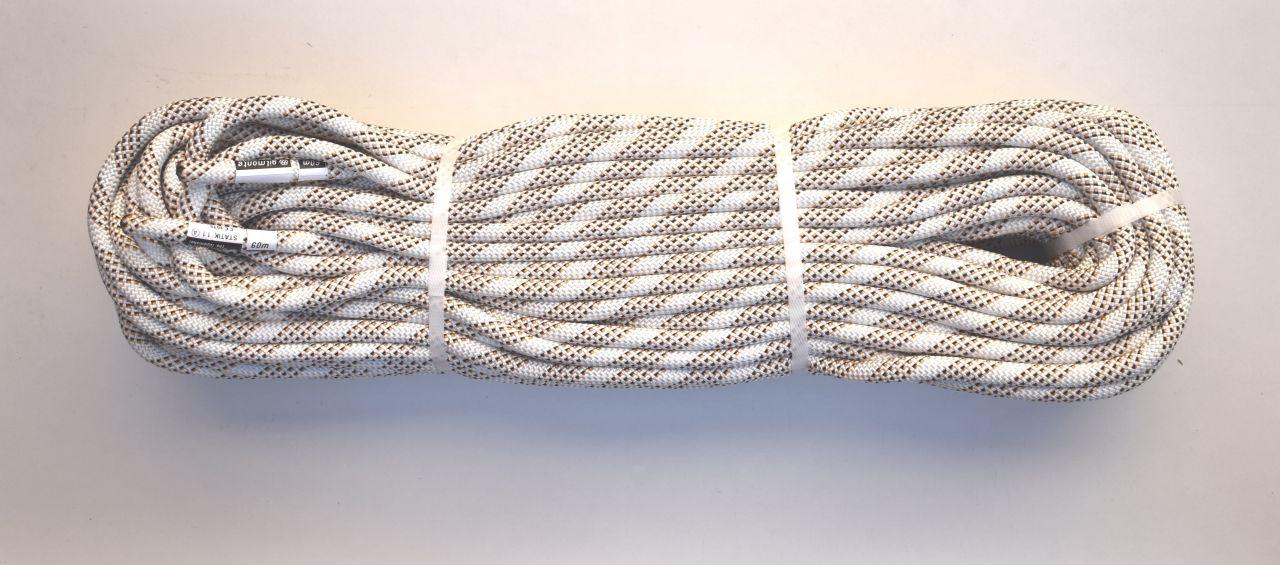 GILMONTE Static 11mm fehér 60m