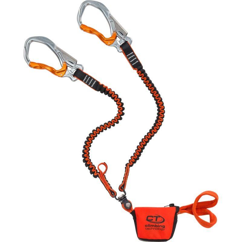 CLIMBING TECHNOLOGY Hook-IT Slider Twist via ferrata kantár