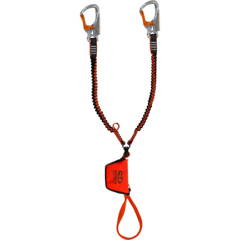 CLIMBING TECHNOLOGY Top Shell Slider Twist via ferrata kantár
