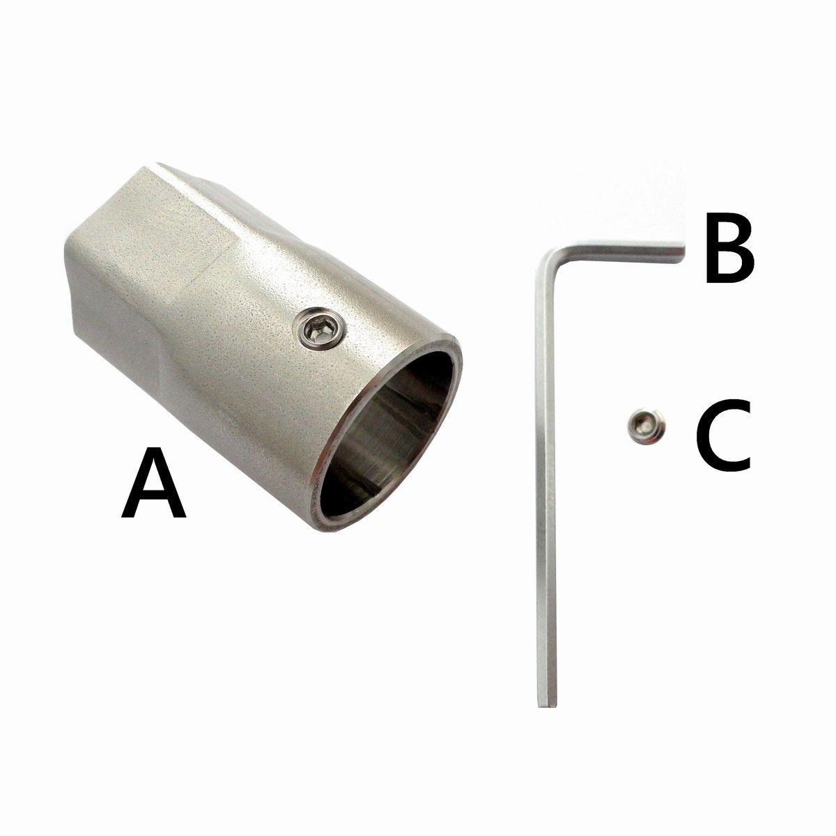 RAUMER nittelő kalapács adapter 17-es kulcsnyílással