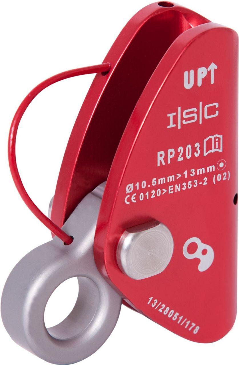 ISC Mini Rope Grab pozicionáló kötélfék fix tengellyel