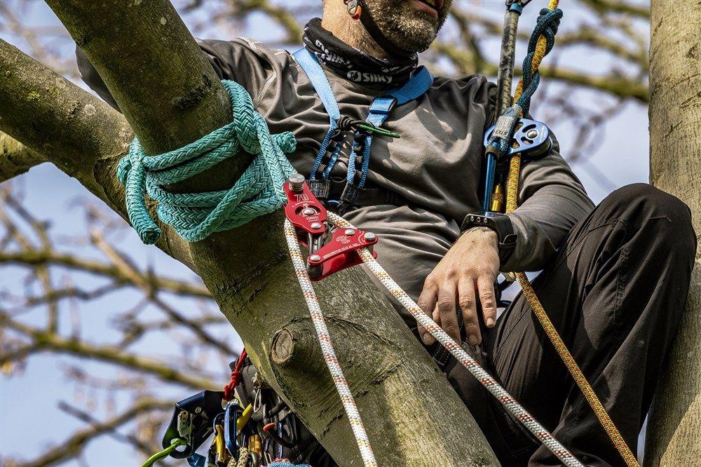 ISC Rigging Rope Wrench tehereresztő kötélfék 120kg
