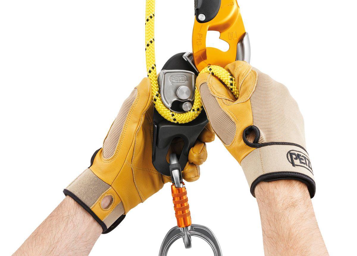 PETZL RIG önfékező ereszkedő eszköz